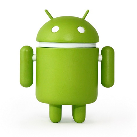 Androids are almost here!