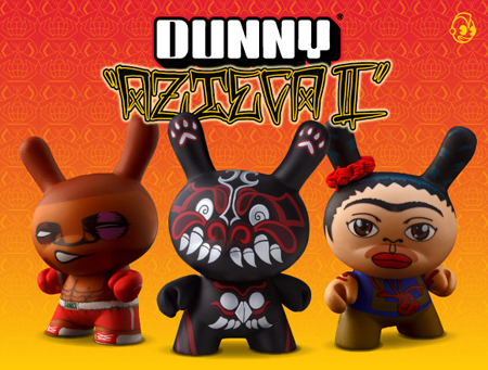 Dunny Azteca 2 is here, time to party!