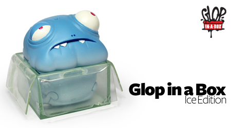 Glop in a Box : Ice Edition revealed!