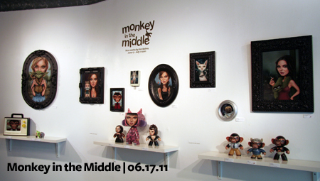 Monkey in the Middle Recap