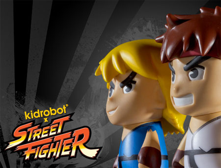 Street Fighter Minis coming your way!