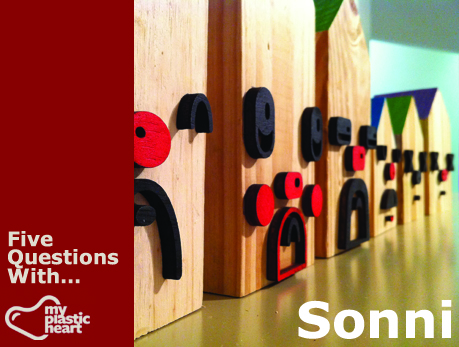 Five Questions With… Sonni!