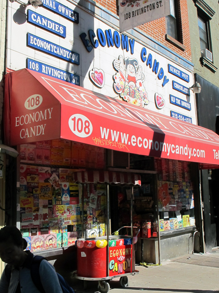 Toys Around Town : Economy Candy