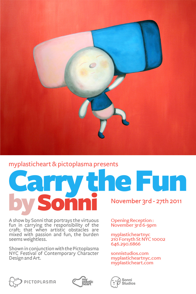 Carry the Fun by Sonni