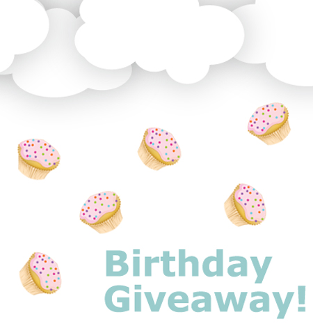Team Sweet's Birthday Giveaway!