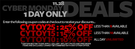 MPH Cyber Monday Coupons!