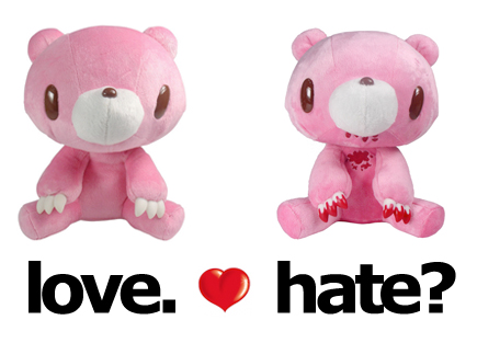 Loving to Hate You: Gloomy Bear