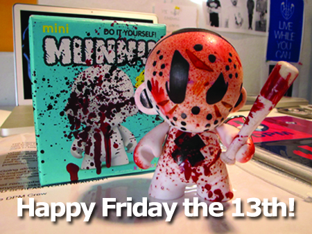 Friday the 13th!