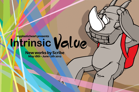 "Scribe's ""Intrinsic Value"" at myplasticheart"