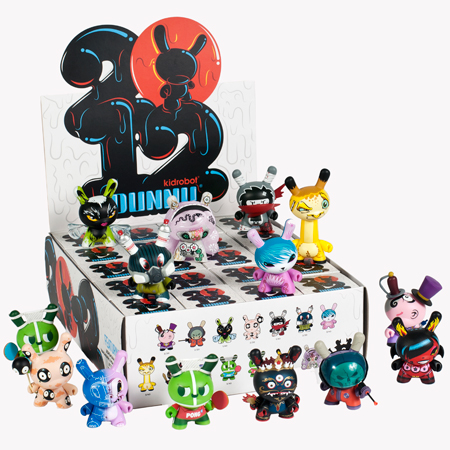 Dunny 2012 release info