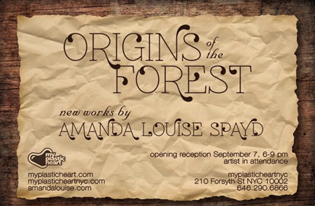 Interview with Amanda Louise Spayd
