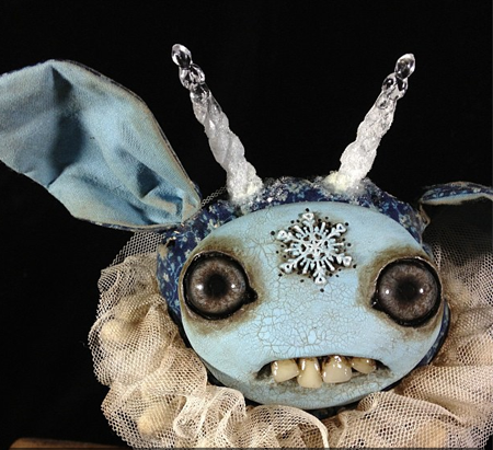 Amanda Louise Spayd's Wintry Creations