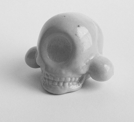 New Ice Cream Head Skull from Buff Monster