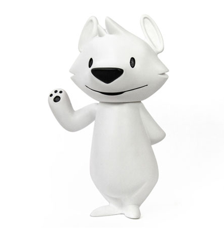 Awesome Bear Vinyl Figure