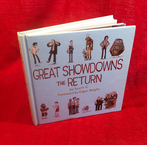 Great Showdowns The Return Book Signing 11/1, 7 – 9pm