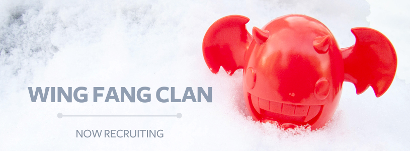 Wing Fang Clan – Now Recruiting!
