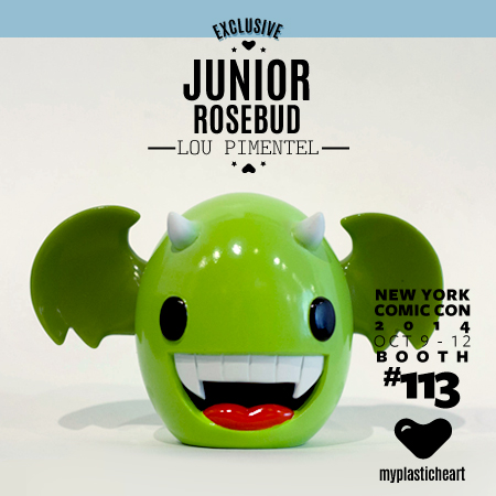 NYCC 2014 Exclusive – Junior Rosebud Edition