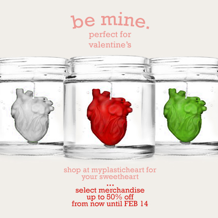 Find a gift for your Valentine…
