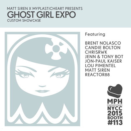 NYCC 2015 – Ghost Girl Expo