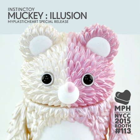 NYCC 2015 Exclusive – Muckey Illusion by Instinctoy