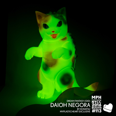 NYCC 2016 – Daioh Negora Dream Fantasy by Konatsu