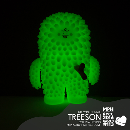 NYCC 2016 – Treeson : Be Kind & Silly by Bubi Au Yeung