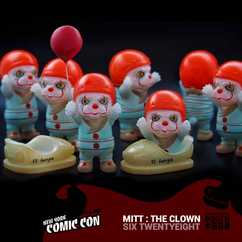 NYCC 2017 – MITT The Clown
